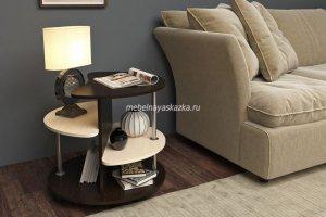 Журнальный столик Соренто - Мебельная фабрика «Мебельная Сказка»