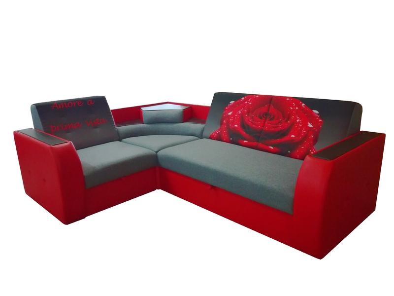 Угловой диван  для отдыха Орион