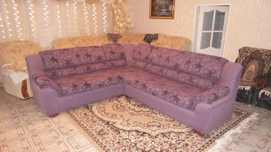 Угловой комфортный диван Кардена