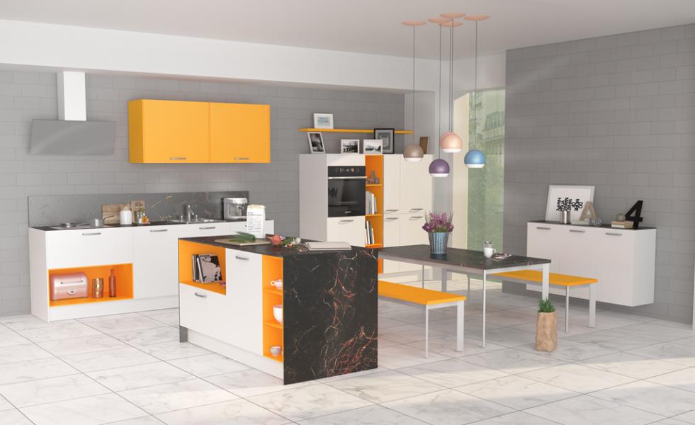 Яркая кухня Торино