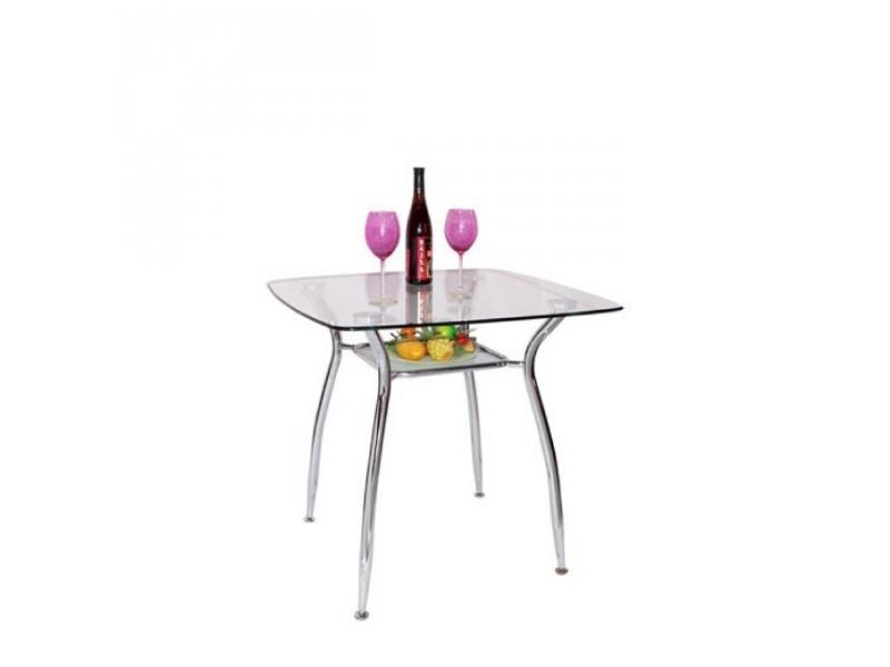 Кухонный стол стеклянный 195